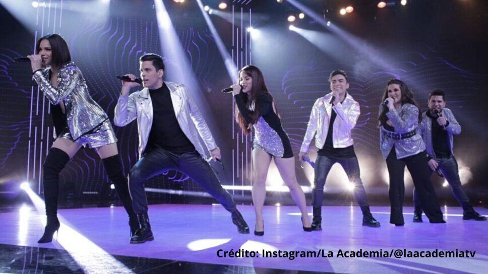 Estos fueron los momentos que se vivieron en el concierto 14 de La Academia