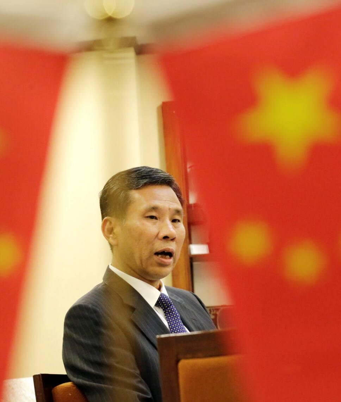 liu kun comercio china