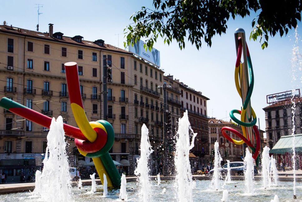 Ago, filo e Nodo / Foto: Milano Time