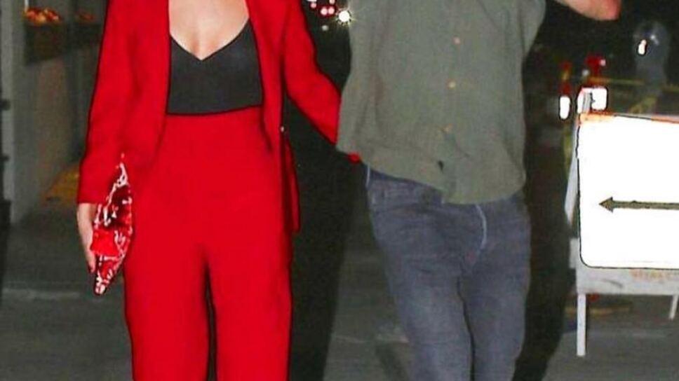 Eiza y Josh caminando en Beverly Hills / Foto:Injstagram Latin Gosspip