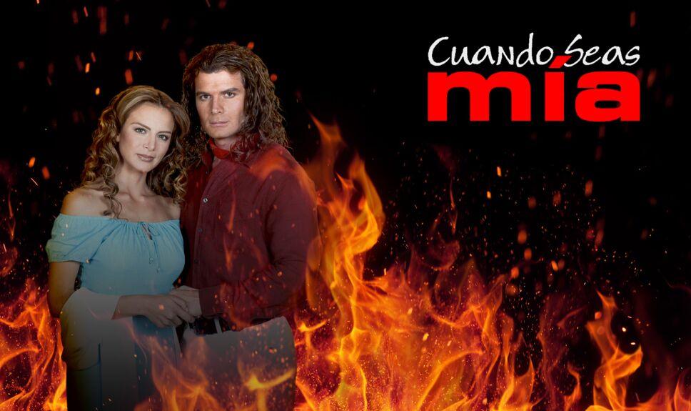 Cuando seas mía reafirmo a Tv Azteca en el mundo de las novelas Foto Especial