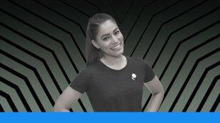 Gina Torres eliminada Exatlón