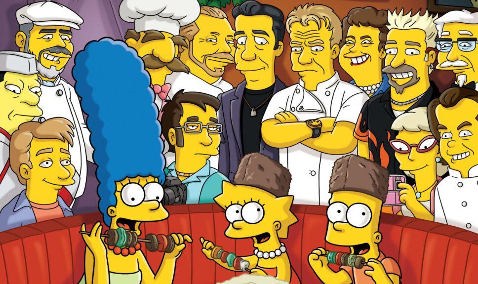 Los Simpson La esposa aficionada