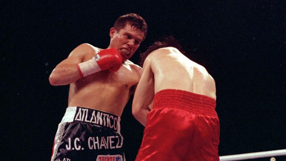 Julio César Chávez es el mejor boxeador mexicano de la historia