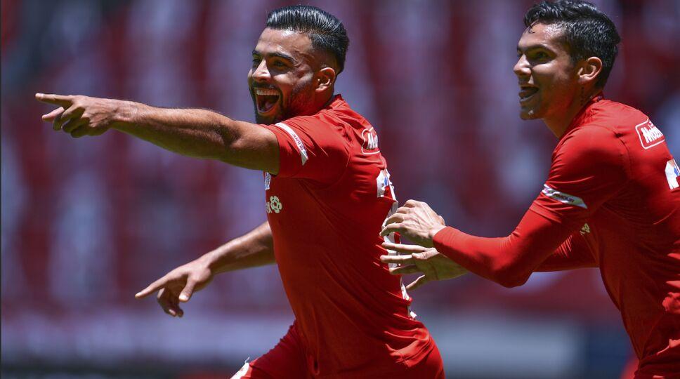 Galería: Toluca vs Tigres