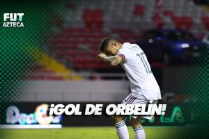 Gol de Orbelín Pineda