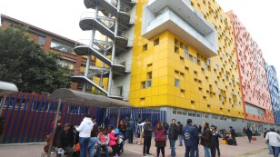 Desabastato de medicamentos en Hospital Infantil de México