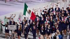 Desfile de la Delegación Mexicana en Juegos Olímpicos Tokyo 2020