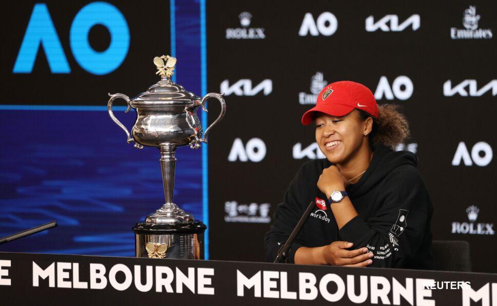 Naomi Osaka se corona en el Abierto de Australia