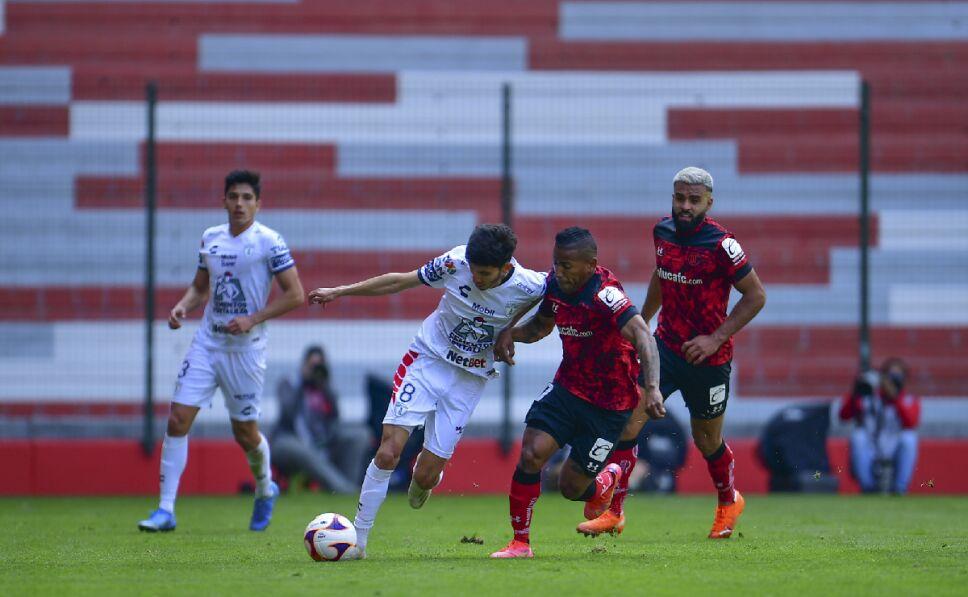 Toluca vs Pachuca