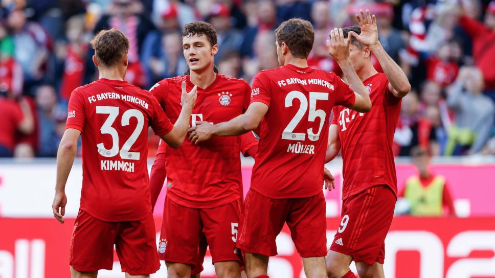 ¡El Bayern recupera el liderato en la Bundesliga!