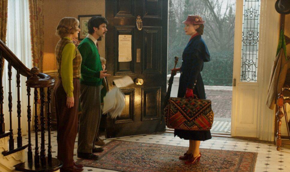 Mary Poppins kidsiete