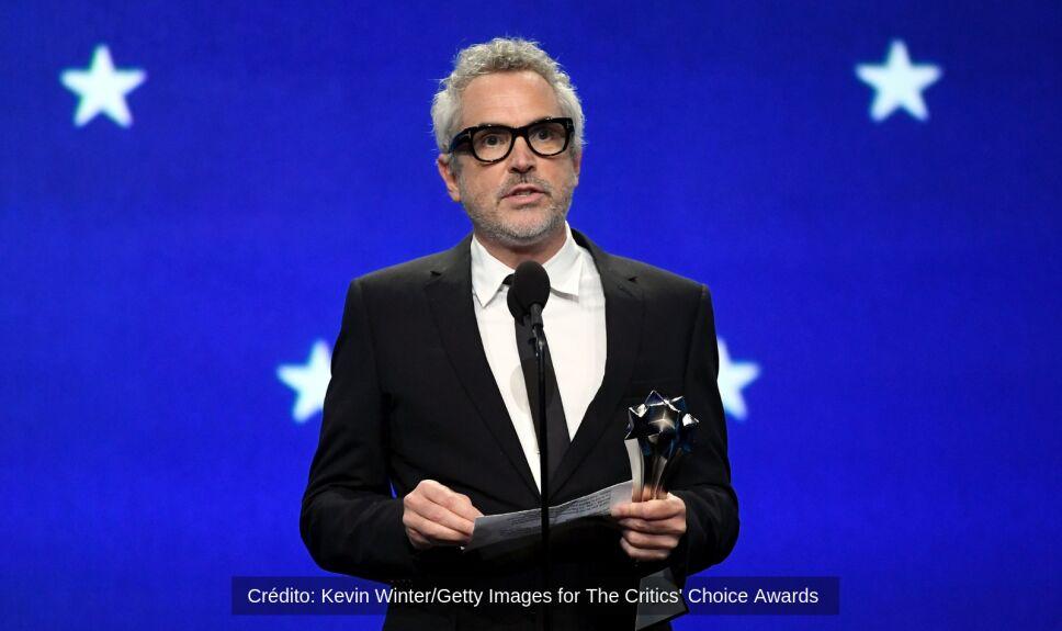 Alfonso Cuarón escribió y dirigió 'Roma'.