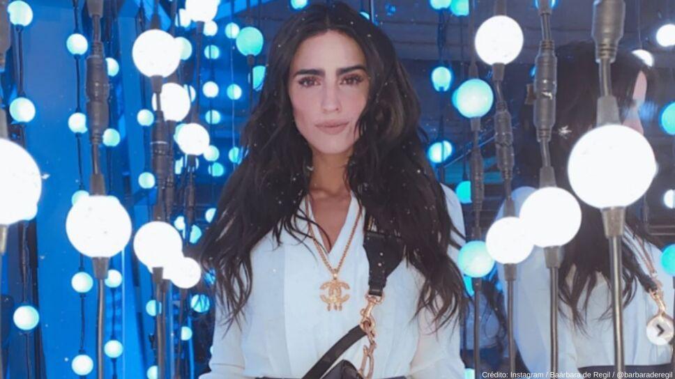 Bárbara de Regil compartió el video de su otra boda.