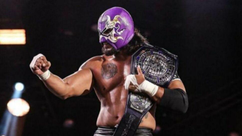 Hijo del Fantasma, de caer en Triplemanía a campeón en Estados Unidos