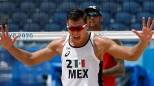 México en voleibol de playa en Tokyo 2020
