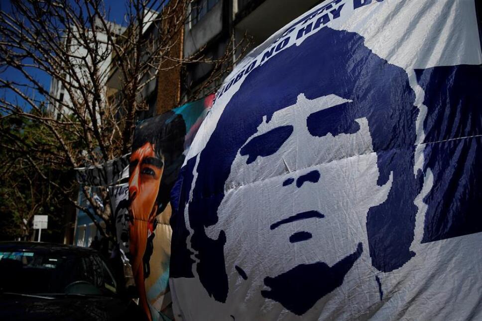 Diego Armando Maradona sería homenajeado en La Plata