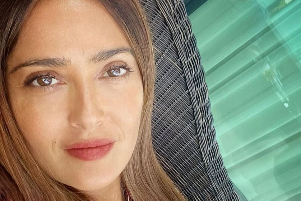 Salma Hayek reveló que estuvo a punto de morir por coronavirus