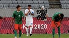 André-Pierre Gignac México vs Francia Tokyo 2020