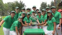 Equipo Verde, copa Mexgolf