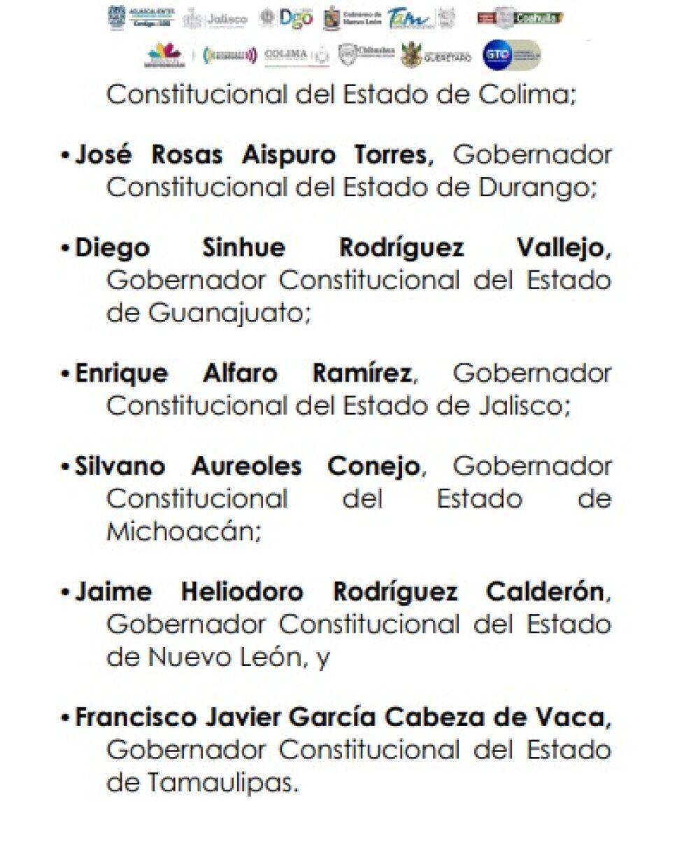 Exigen gobernadores renuncia inmediata de López-Gatell (6)