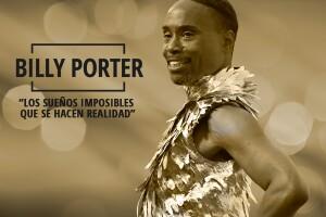 Billy Porter, las sombras detrás de un hombre libre y extravagante
