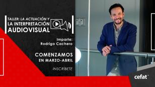 Rodrigo Cachero taller