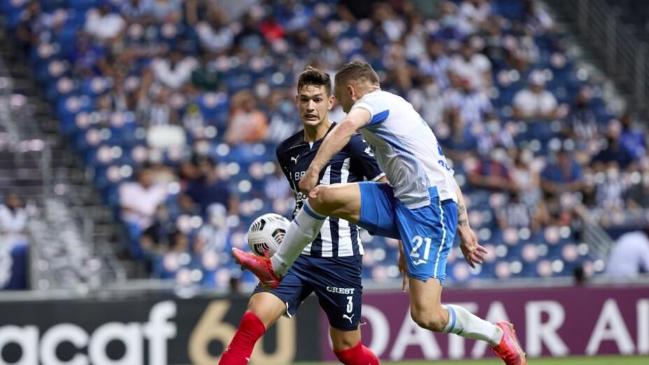 Cruz Azul vs Monterrey Cabecita