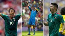 22 ganadores medalla de oro Londres 2012 méxico futbolistas.jpg