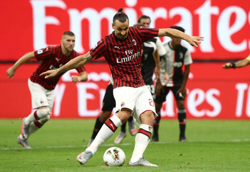 Zlatan Ibrahimovic es un ídolo del Milán