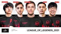LCS Summer Split 2021 | Roster