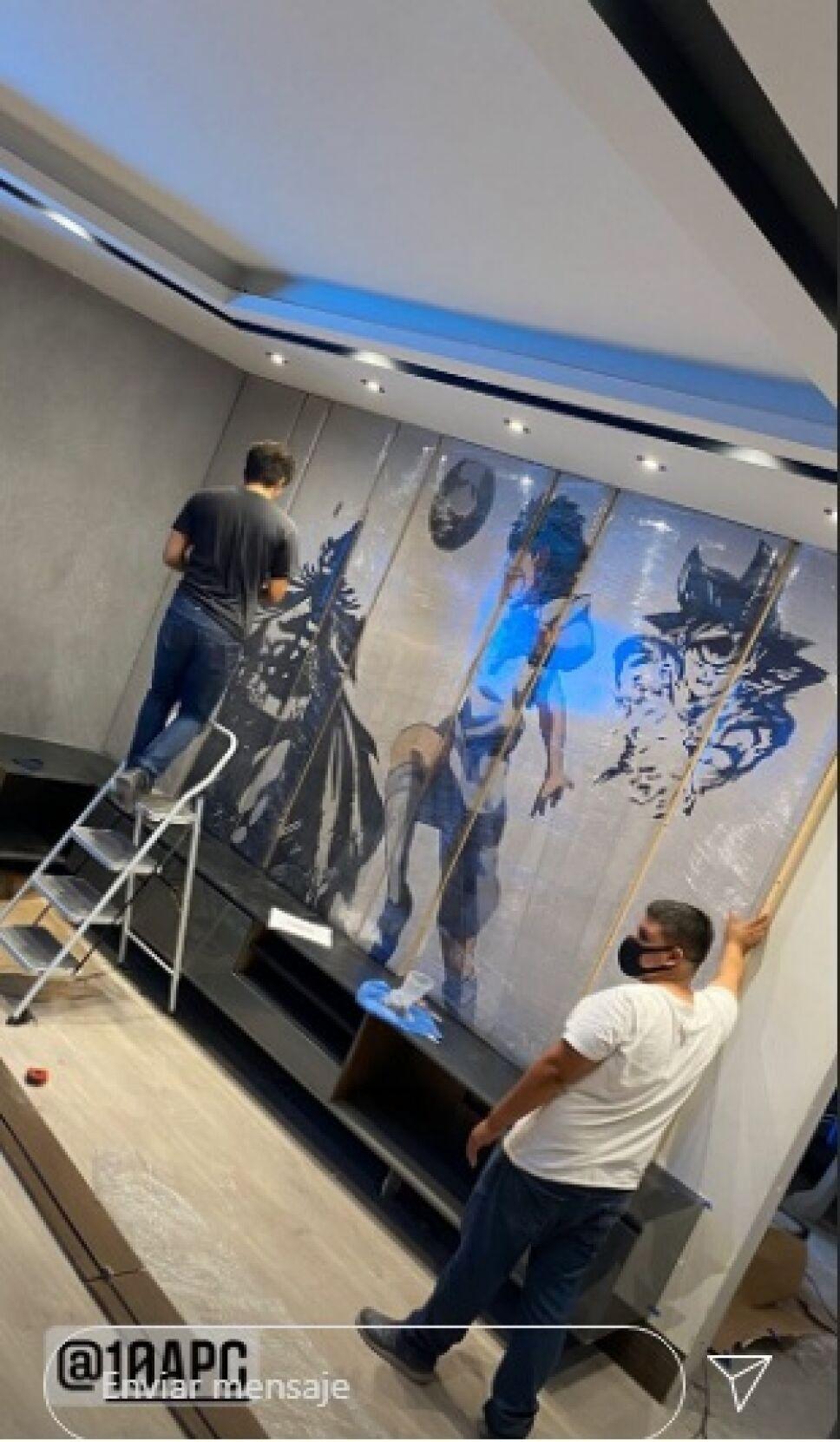 Mural Gignac