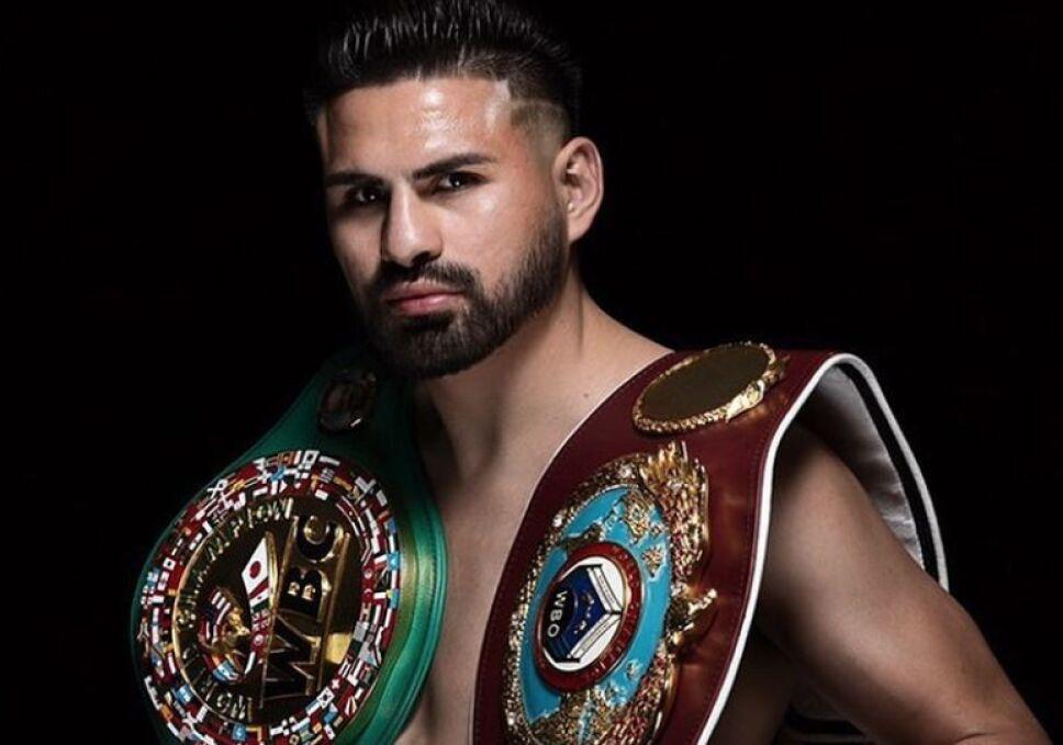 José Ramírez campeón superligero CMB OMB