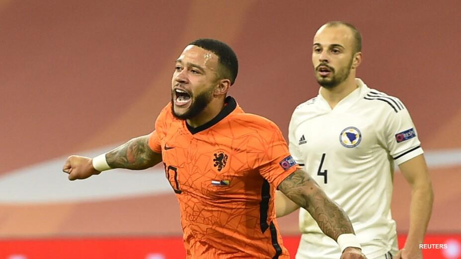 Holanda vs Bosnia-Herzegovina