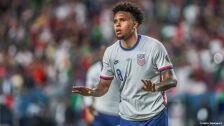 2 futbolistas estadunidenses sin Copa Oro 2021 weston mckennie.jpg