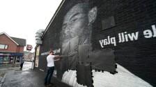 Mural de Marcus Rashford