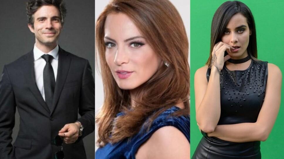 Silvia Navarro confirma relación entre Osvaldo Benavides y Esmeralda Pimentel Foto Especial