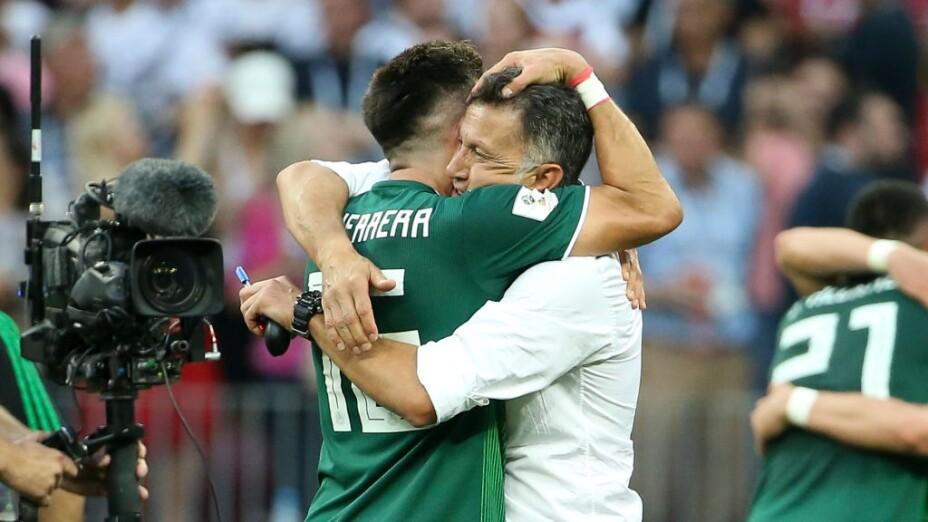 México no supo valorar a Juan Carlos Osorio: Héctor Herrera