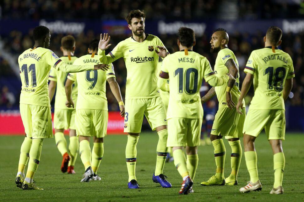 Messi es gran amigo de Piqué