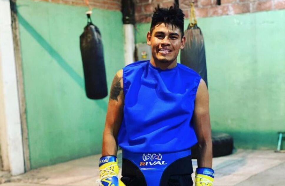 Emanuel Vaquero Navarrete vs Christopher Pitufo Díaz pelea 24 de abril Box Azteca