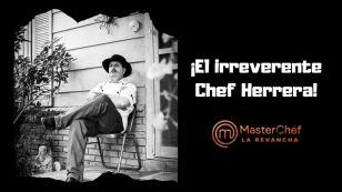 ¡Conoce un poco más al Chef Herrera!