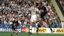 Otro fue Carlos Hermosillo, el delantero se unió al Galaxy luego de ser campeón con la máquina en 1997.