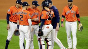 Nacionales vs Astros | Serie Mundial