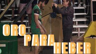 Heber Gallegos Copa Exatlón