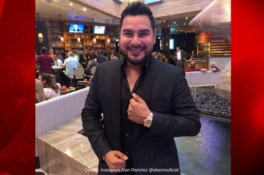 Su nombre completo es Alan Manuel Ramírez Salcido.