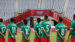 Encuentro de México vs Francia en Tokyo 2020