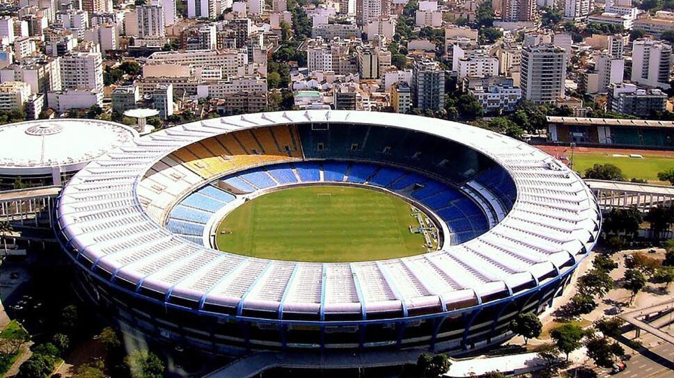 Los estadios más emblemáticos del mundo.