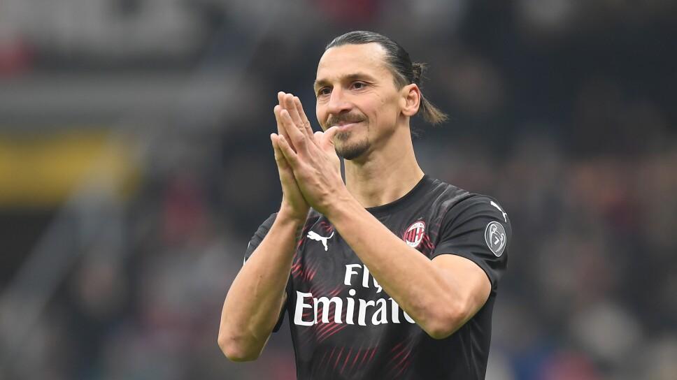 Zlatan Ibrahimovic debut Ac Milan