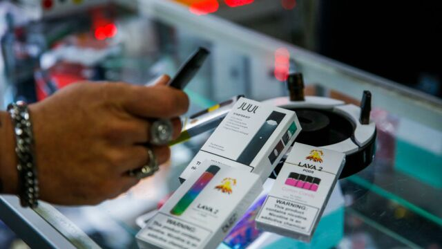 FDA Bans All Flavored E-Cigarette Cartridges, Except Menthol And Tobacco Flavors