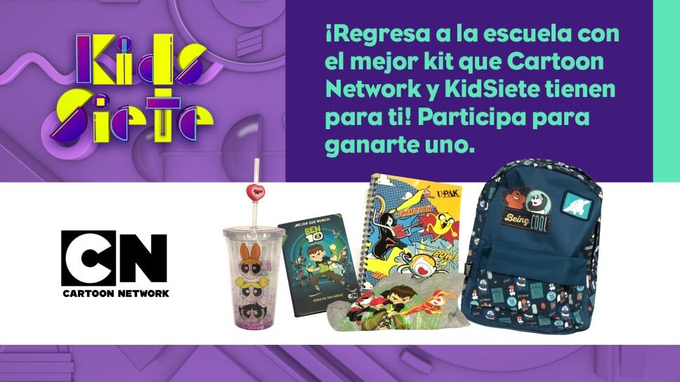 Back to school Cartoon Network